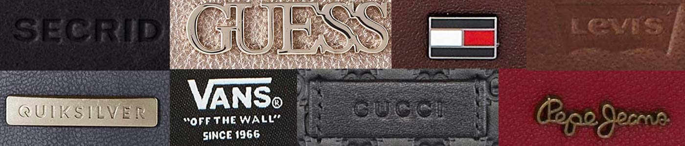 carteras de marca para hombre y mujer